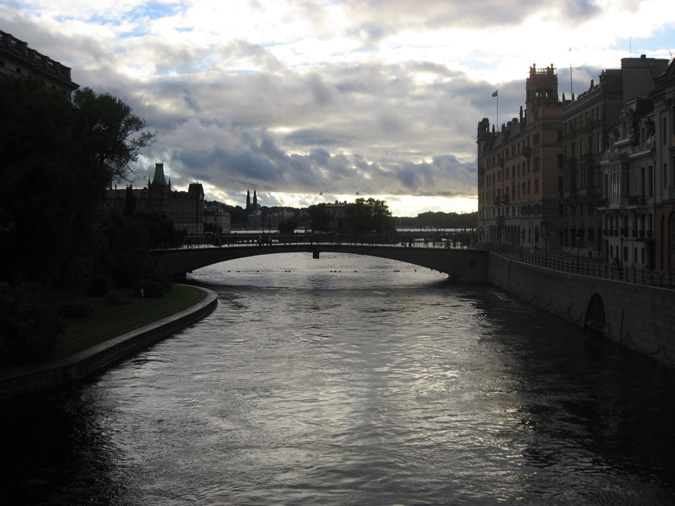 Stockholm is a Nordic Venice