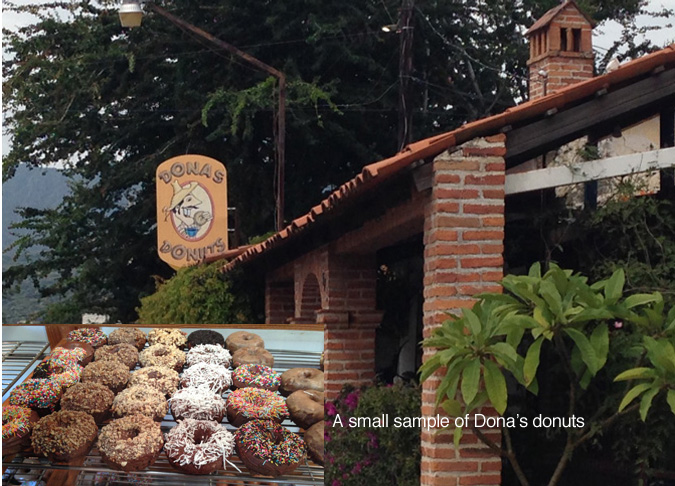 DONAS DONUTS: My home away from Dunkin's