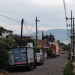 A side street in Ajijic