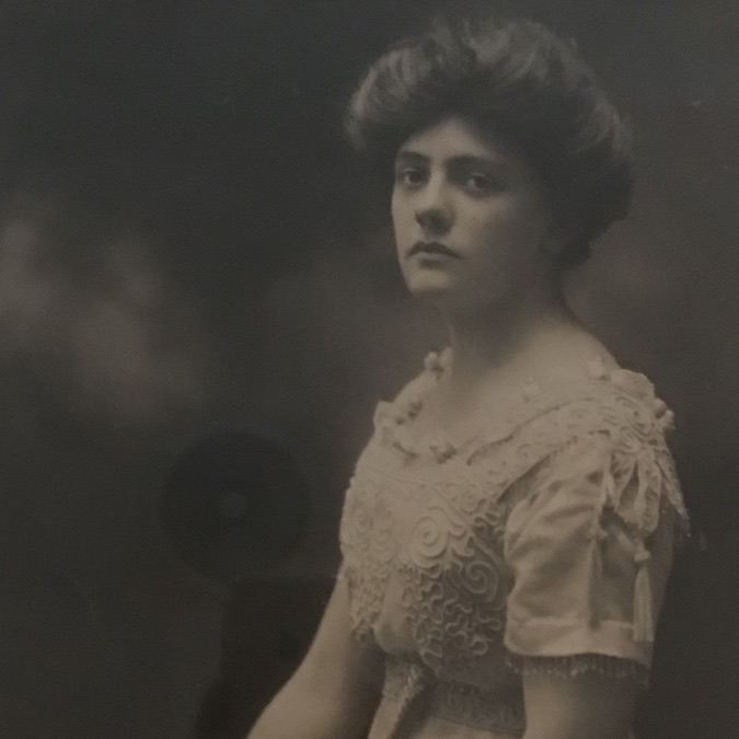 A picture of my great grandmother Ruth
